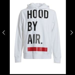 HBA Hood By Air Designer Hood